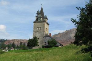 Schichtturm in Eisenerz